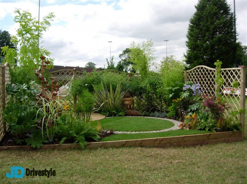 Landscaping Contractors Kent, Gardens, New Lawns, Trees ...