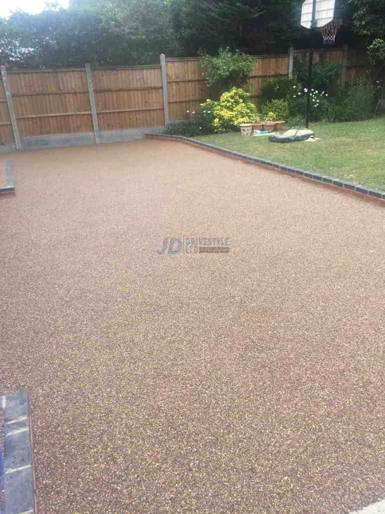 Resin Bonded Royal Tunbridge Wells