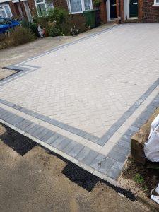 Block Paving Driveway in Maidstone, Kent