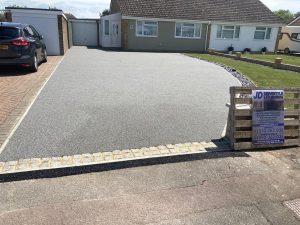 Resin Bound Driveway Dymchurch Kent