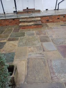 New York Stone Patio in Tunbridge Wells